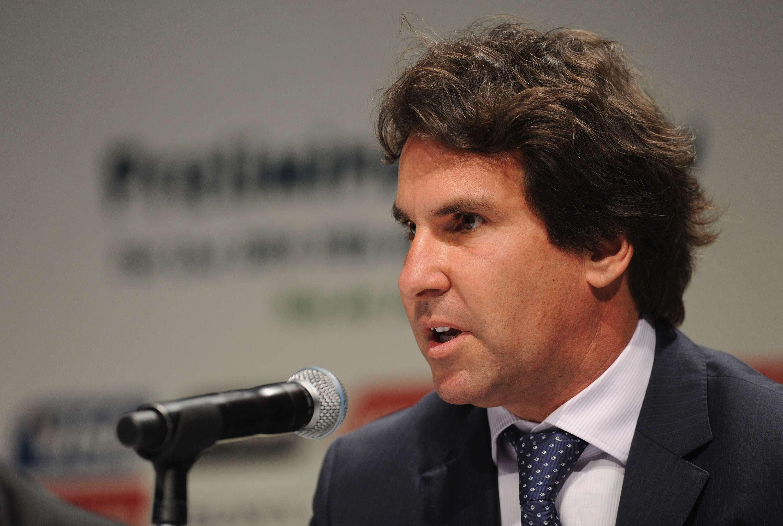 Rodrigo Paiva fue cesado de su cargo. Foto: Getty Images