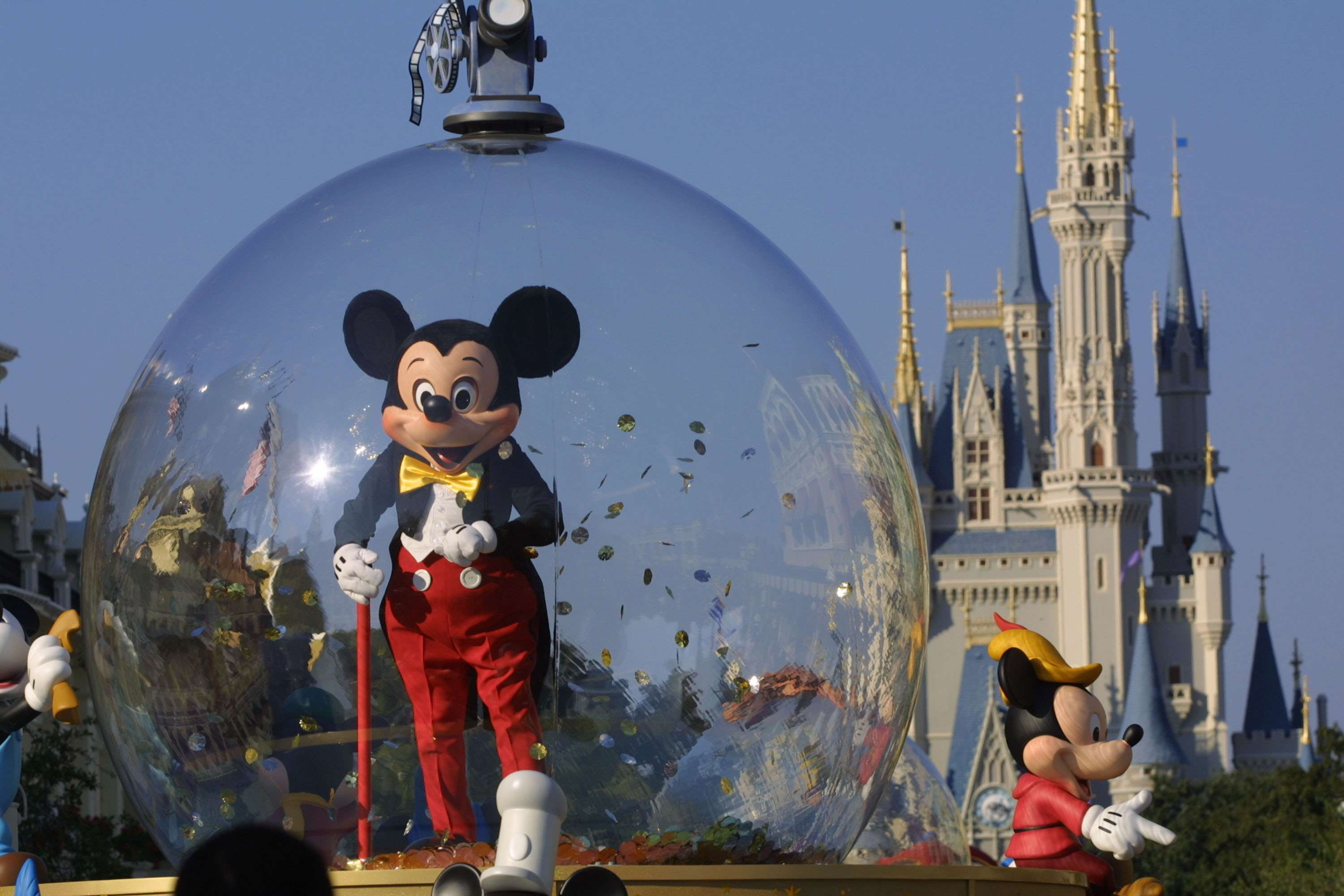 Detenidos 35 empleados de Disney World por abusos a menores. Foto: Getty Images