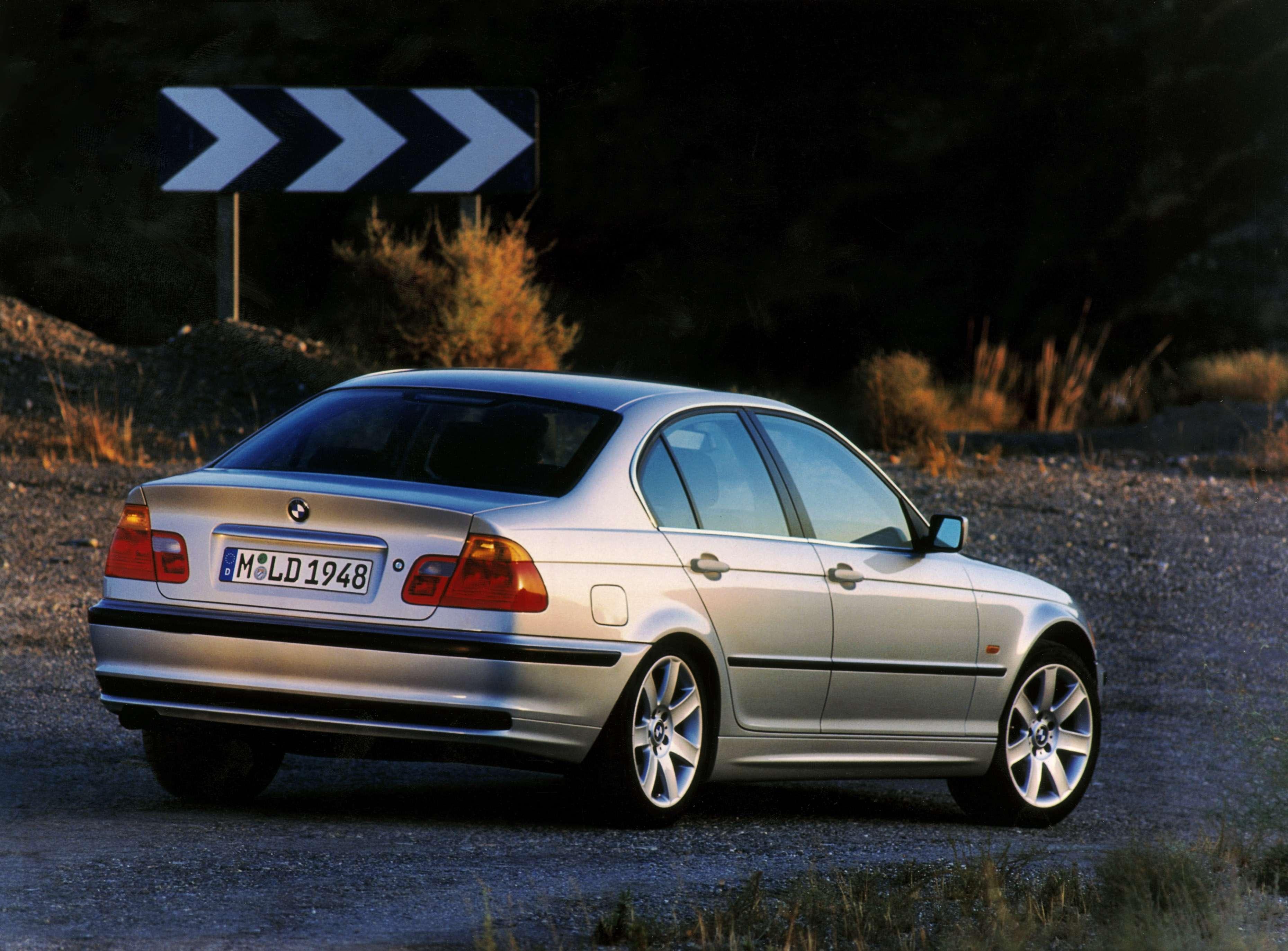 Falha pode afetar modelos Série 3, fabricados entre 1998 e 2006 Foto: Divulgação