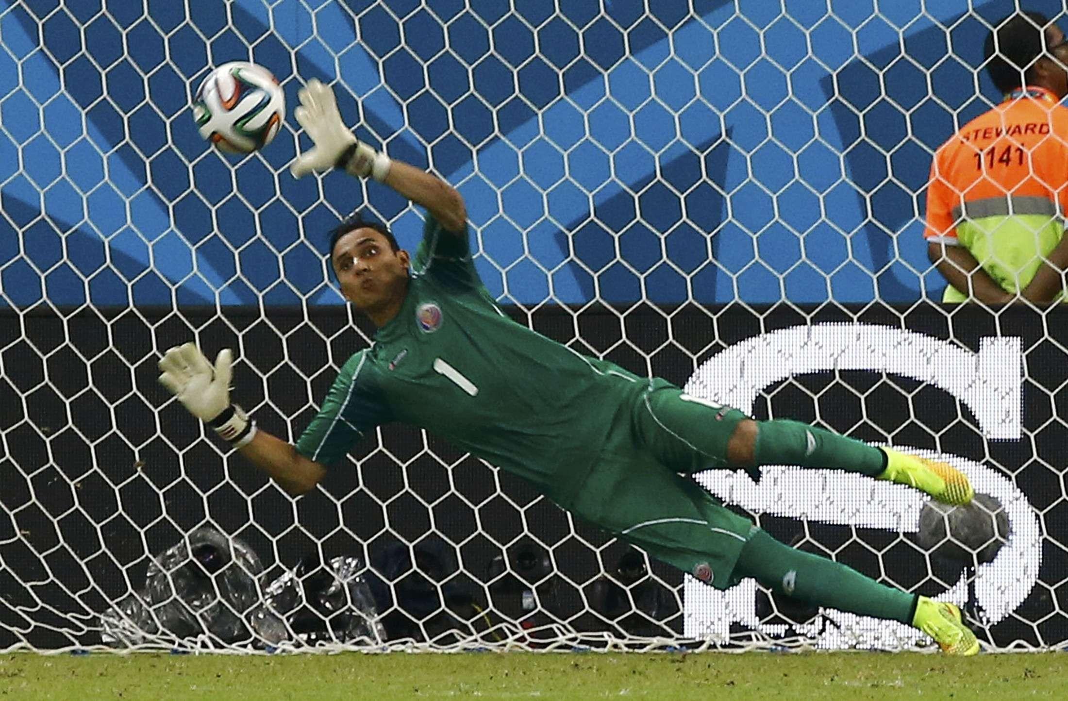 Keylor Navas ficha por el Real Madrid