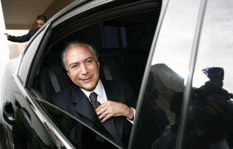 Vice-presidente Michel Temer, em foto de arauivo de 2010. 03/11/2010 Foto: Ueslei Marcelino/Reuters