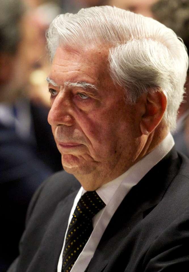 Mario Vargas Llosa Foto: Getty Images