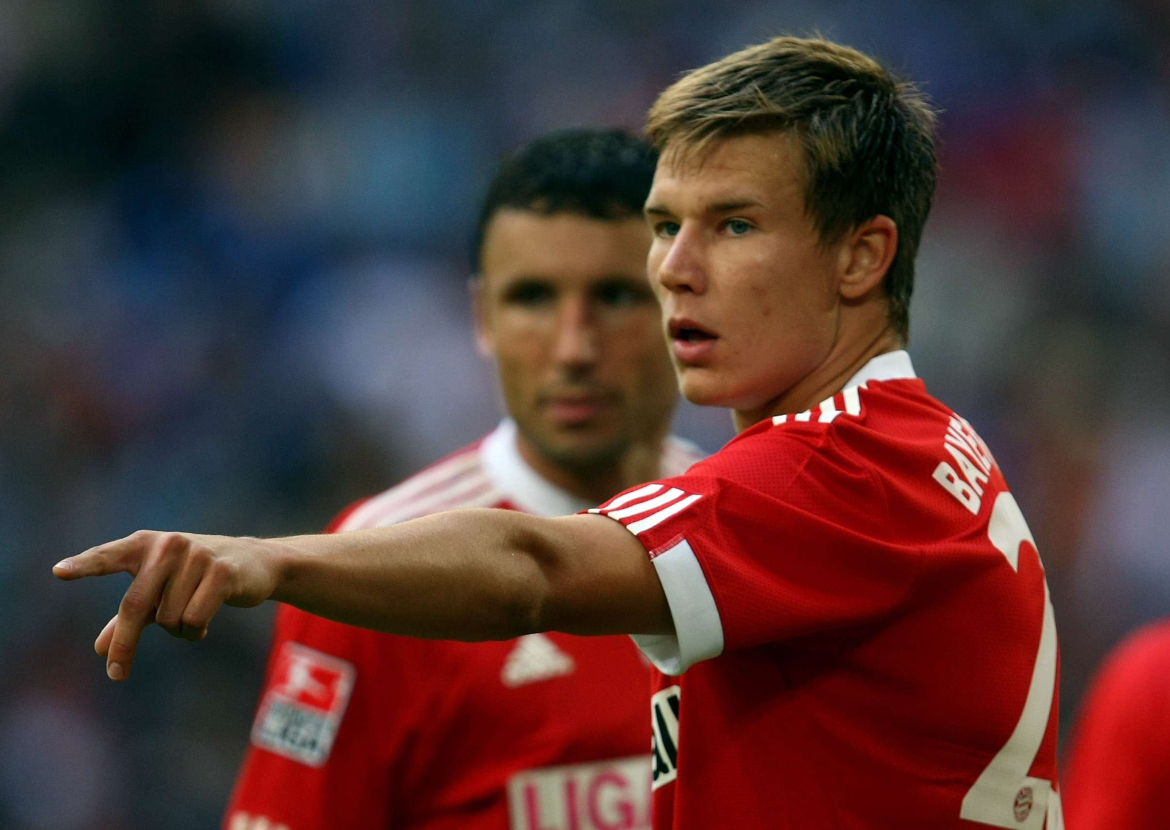 Bayern defender Badstuber back from injury