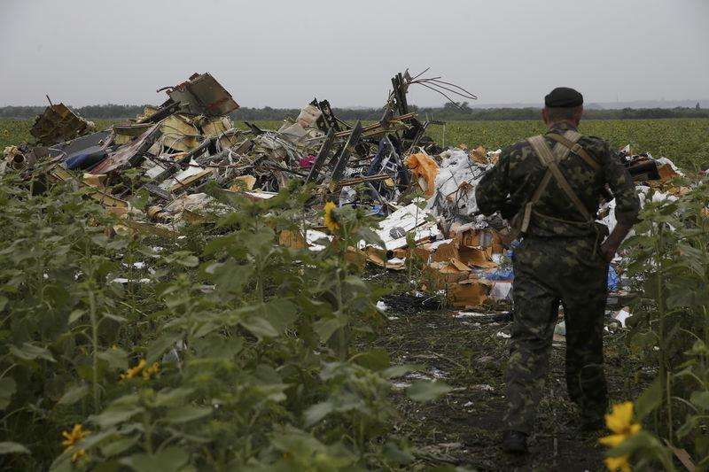 Maxim Zmeyev (UKRAINE - Tags: POLITICS TRANSPORT DISASTER CIVIL UNREST)/Reuters