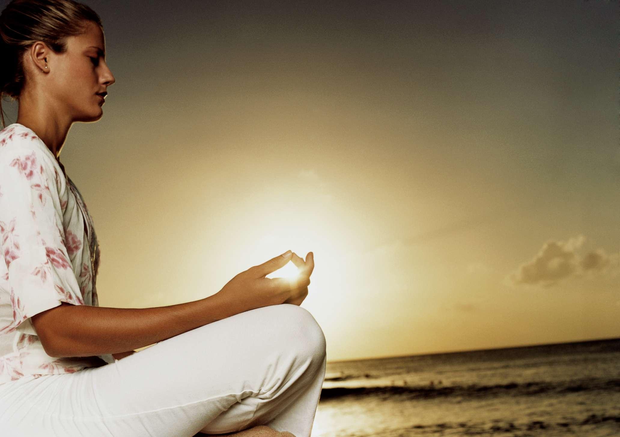 Força espiritual liberta e tranquiliza a alma, diz vidente