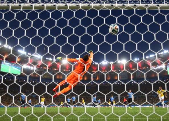 James Rodríguez gana distinción por mejor gol del Mundial