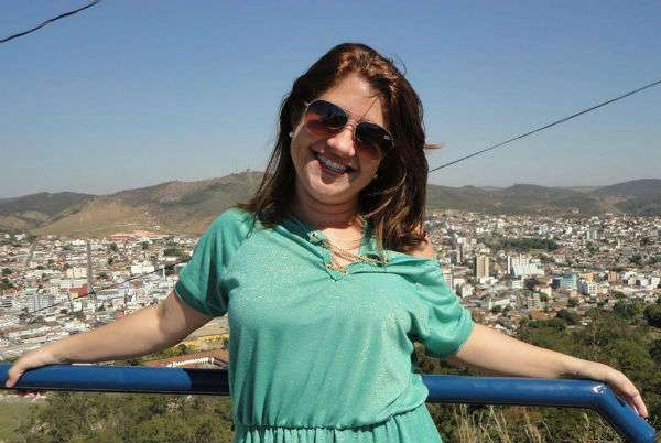 Maria Aparecida Gonçalves de Almeida tem dislexia e fez a prova de 2012 com ajuda Foto: Arquivo Pessoal