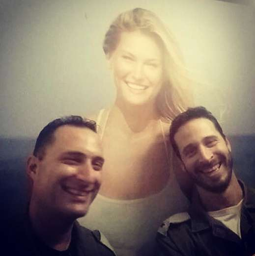 Instagram/Bar Refaeli