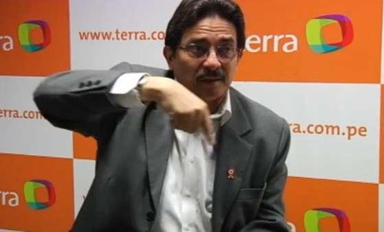Enrique Cornejo Foto: Terra