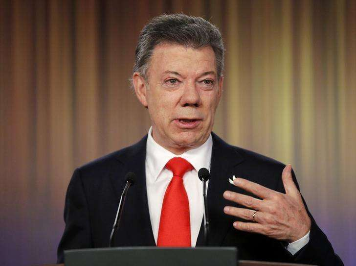 John Vizcaino (COLOMBIA - Tags: POLITICS ELECTIONS PROFILE)/Reuters