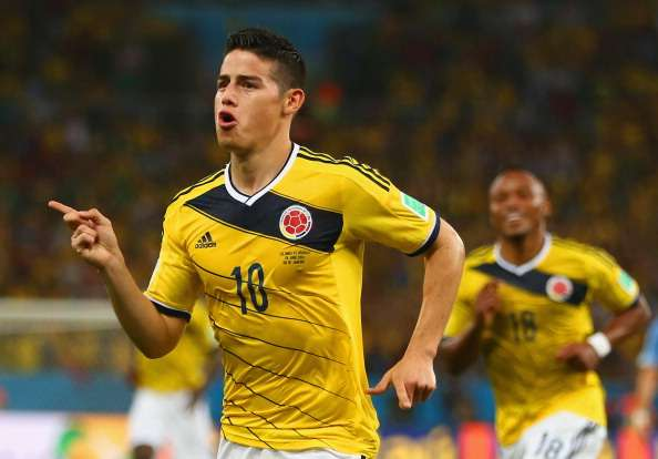 James costará 80 millones de euros.