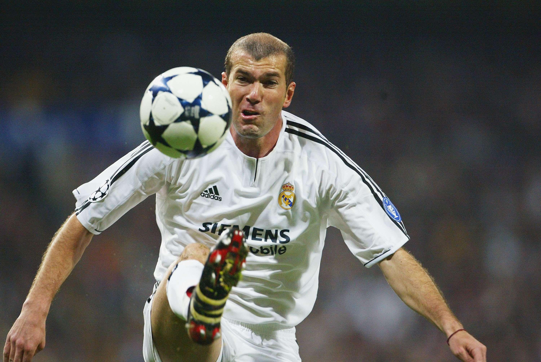 Zinedine Zidane Foto: Getty Images