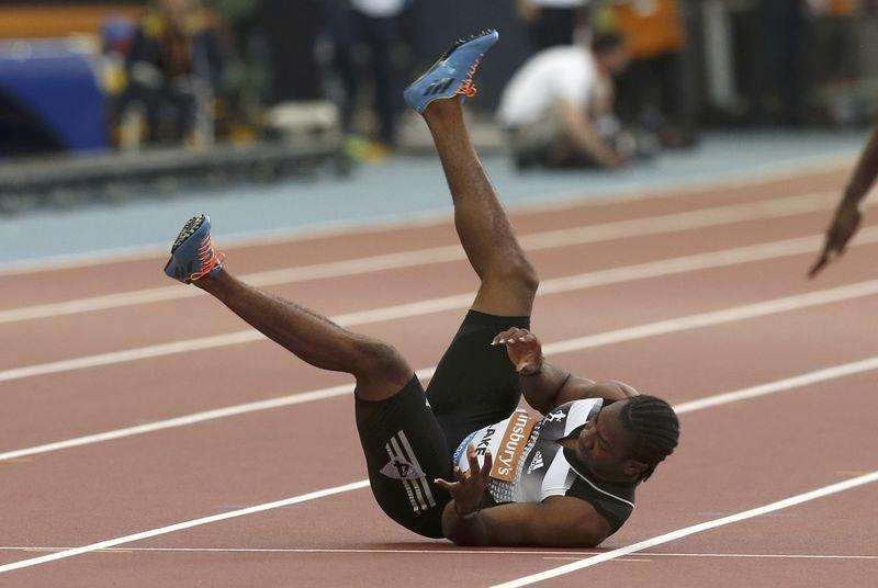 Jamaica sprinter Blake out for season after surgery