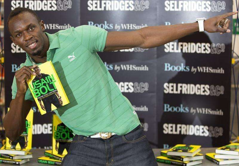 Bolt fit and raring to go in Glasgow