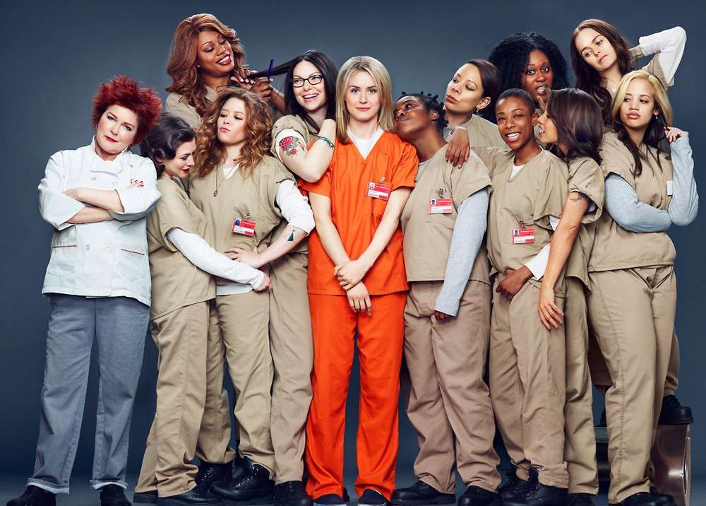 Orange is the New Black faz cadeia mudar uniforme de presas