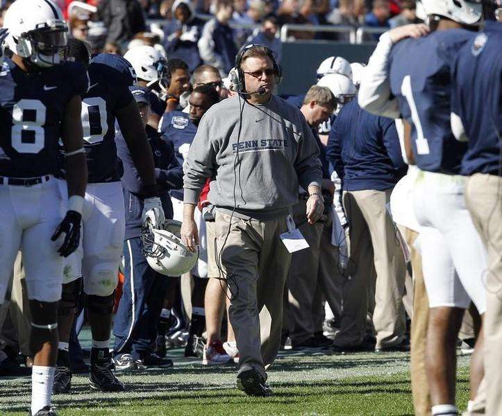 Paterno's son and other ex-coach sue Penn State for lost...