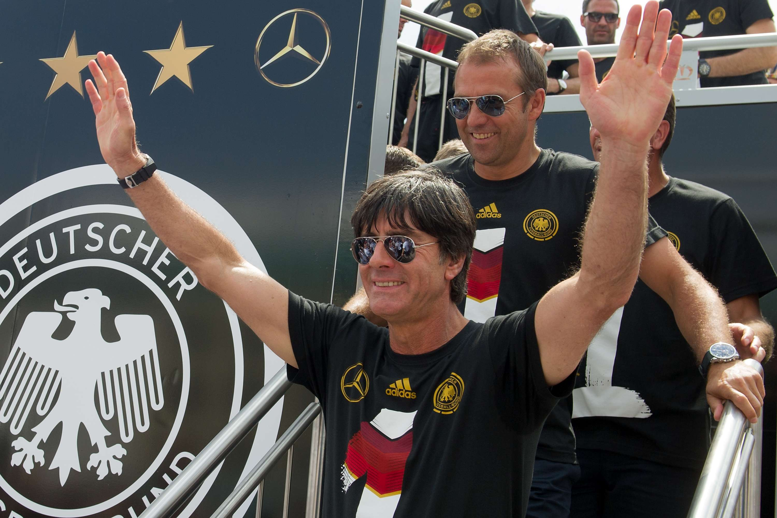 Loew confirms he will stay with Germany