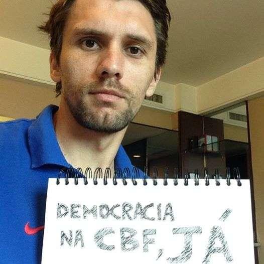 Facebook/ Paulo André Oficial