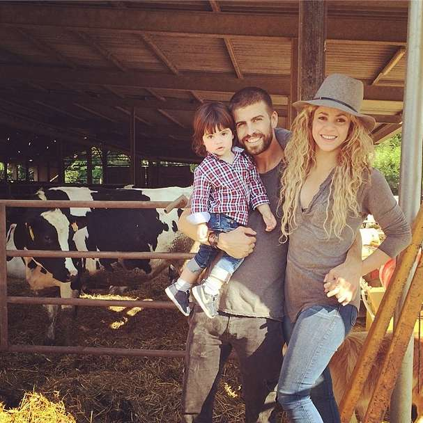 Instagram/ @3gerardpique