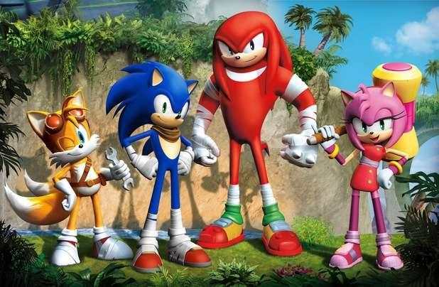 Sonic Boom Foto: Divulgação