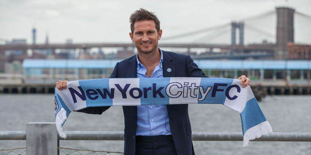 Twitter/New York City FC