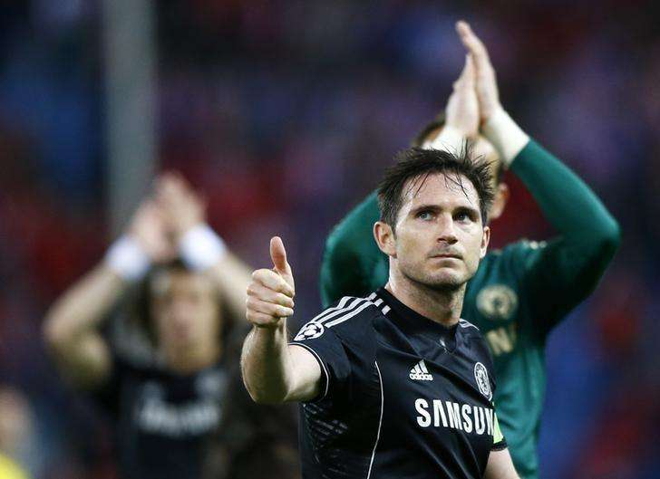 Lampard joins New York City on two-year contract