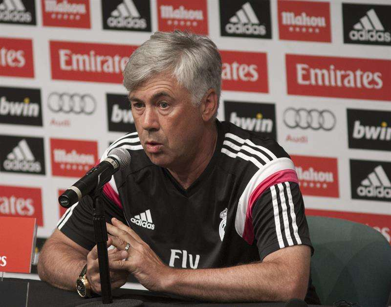Ancelotti will pick a goalkeeper at the start of the season