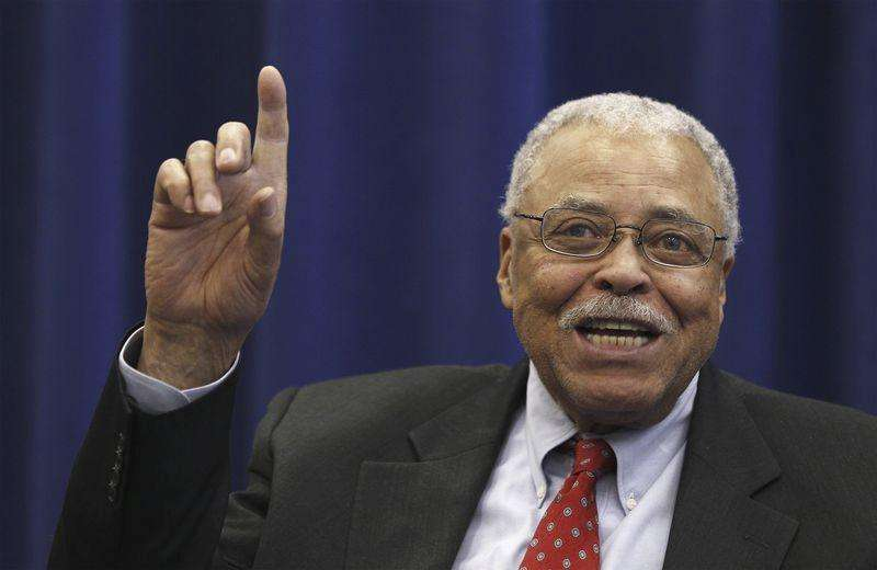 Veterano ator James Earl Jones volta aos palcos da Broadway