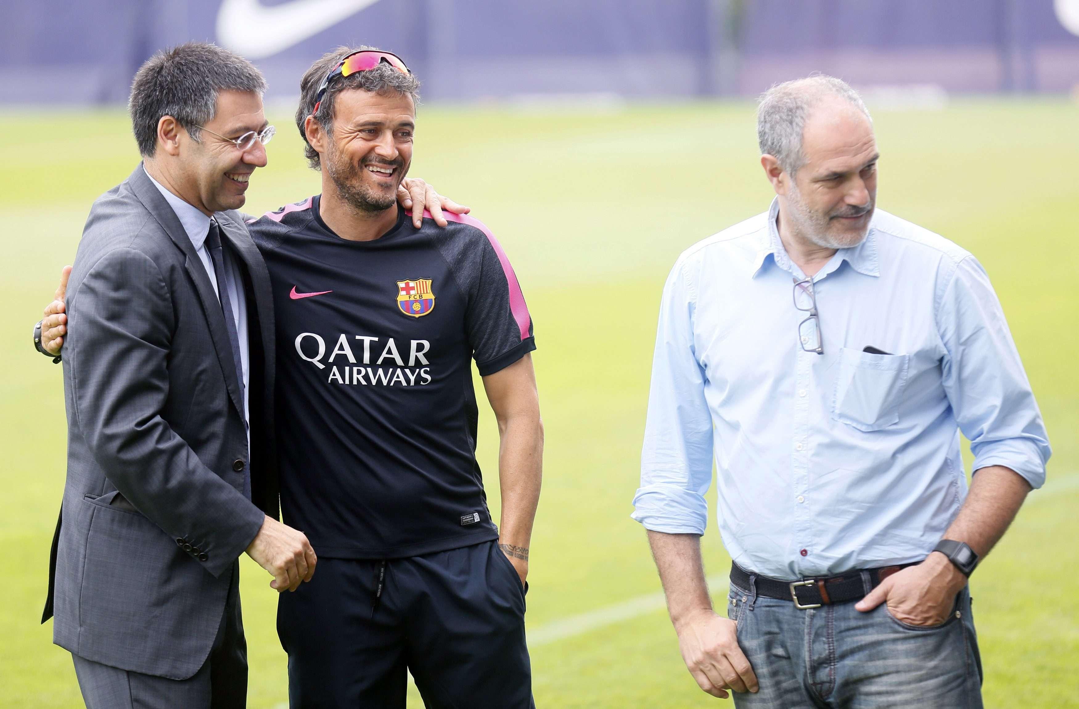 La FIFA prohíbe al Barça fichar hasta enero de 2016