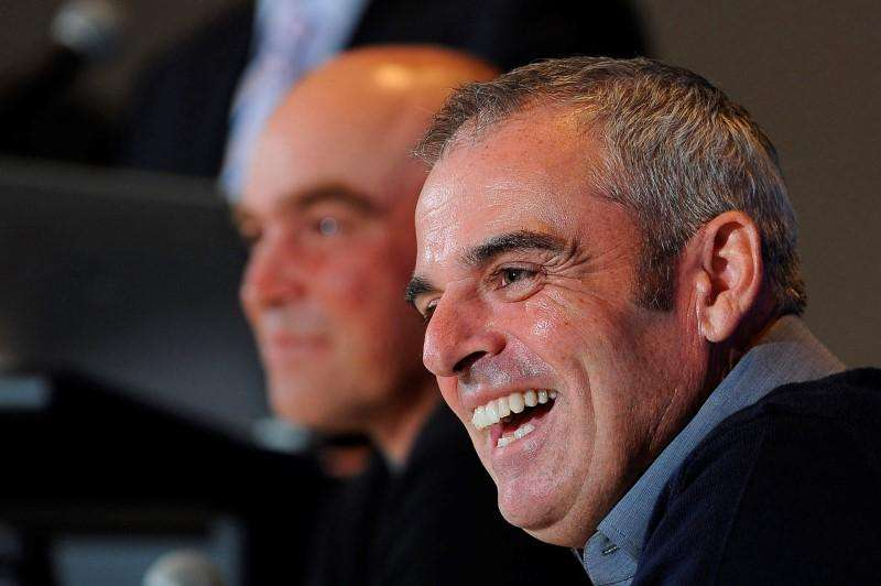 McGinley pulls out of U.S. PGA with shoulder injury