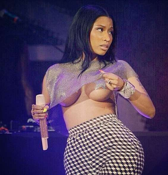 Instagram /nickiminaj