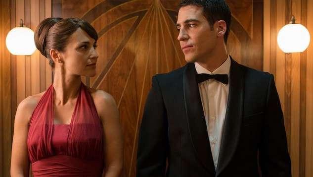 Los personajes de Paula Ecevarría y Miguel Ángel Silvestre en 'Velvet' saltarán a Estados Unidos Foto: Atresmedia