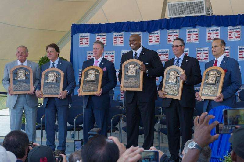 Hall of Fame induction a Braves reunion
