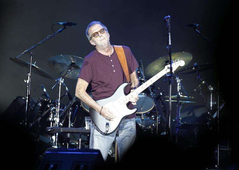 Eric Clapton pays musical tribute to long-time friend JJ...