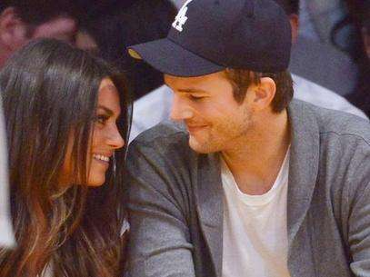 Mila Kunis y Ashton Kutcher se casarán en julio del 2015. Foto: Getty Images.