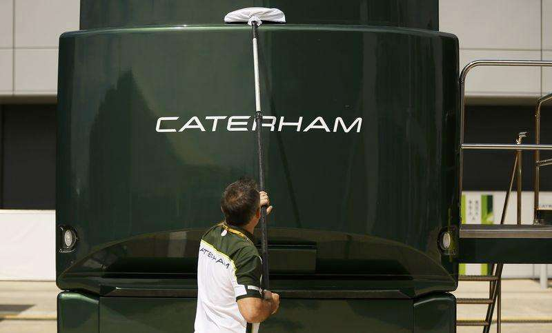 Caterham F1 team and ex-employees in legal action