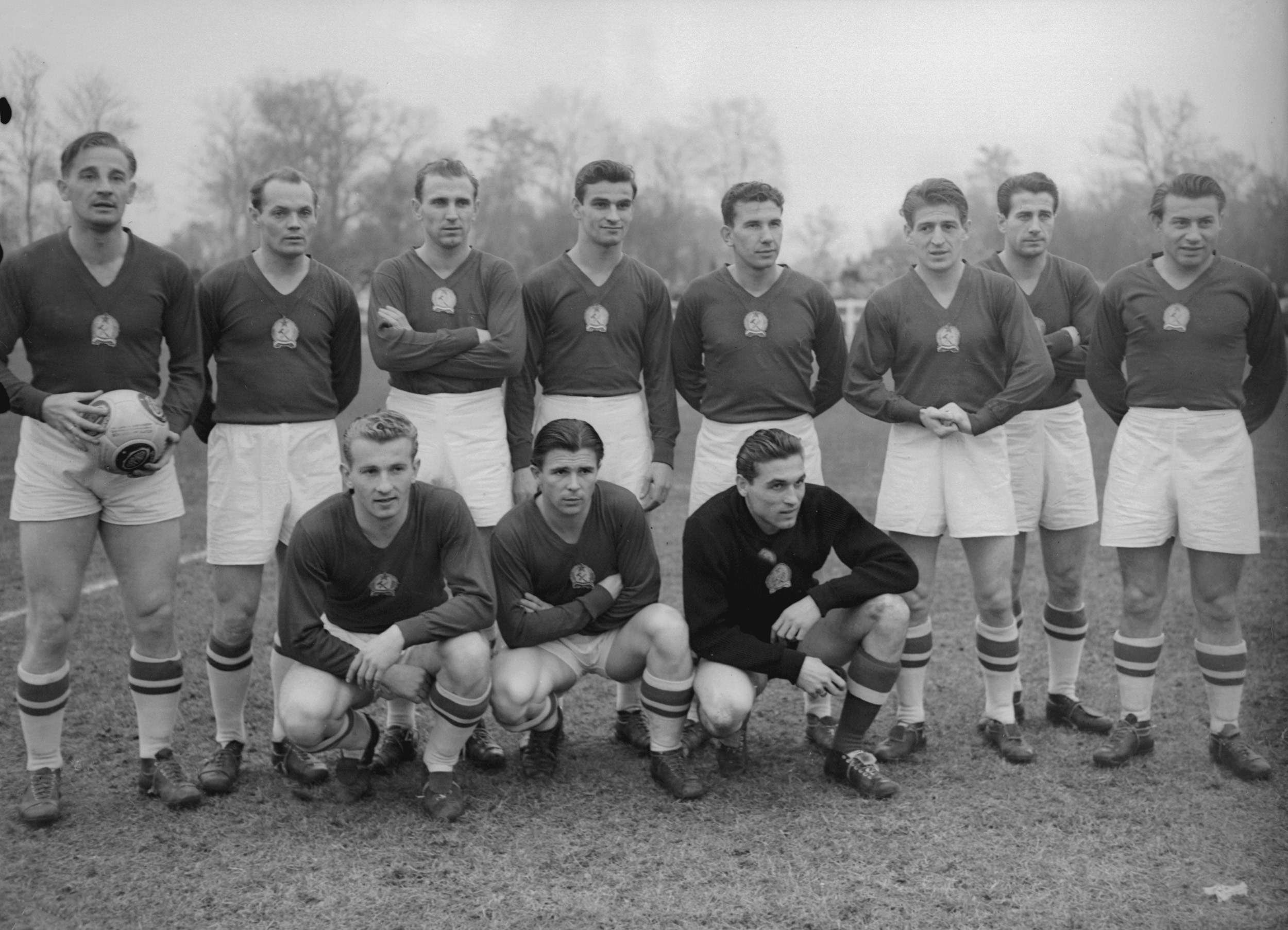 Classic teams: The 'Magical Magyars' of Hungary