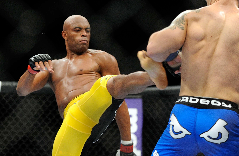 Silva ha estado inactivo desde la lesión sufrida en la pelea ante Chros Weidman. Foto: AP