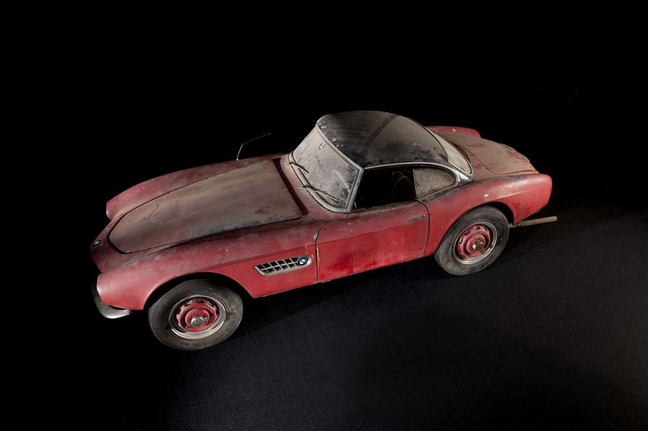 BMW 507 1957 Elvis Presley