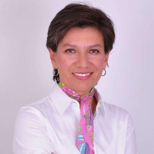 Google Plus oficial Claudia López