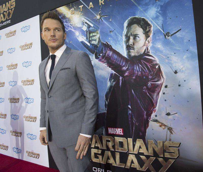 A minute with: Chris Pratt on going from slob to film ...