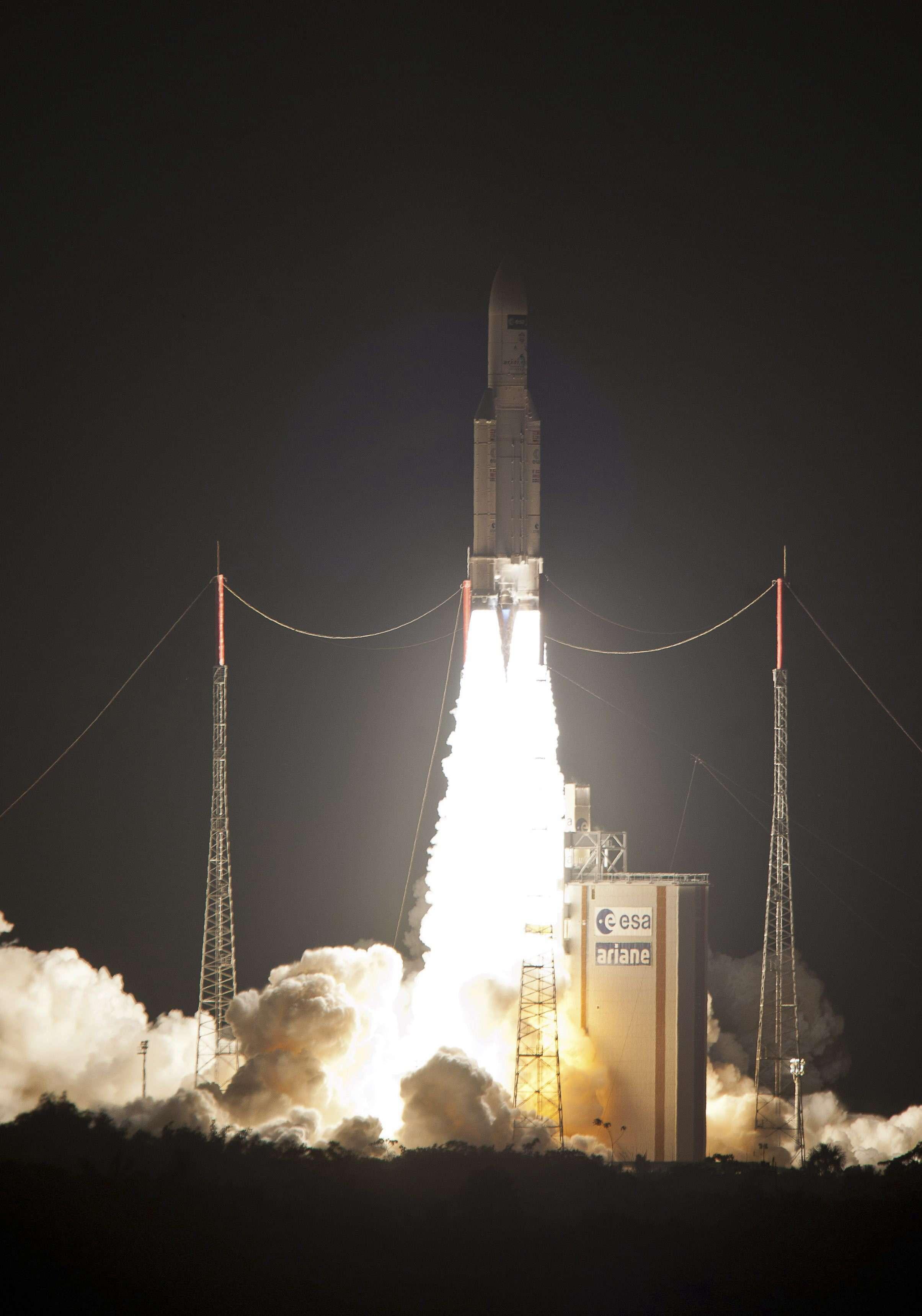 Agência Espacial Francesa