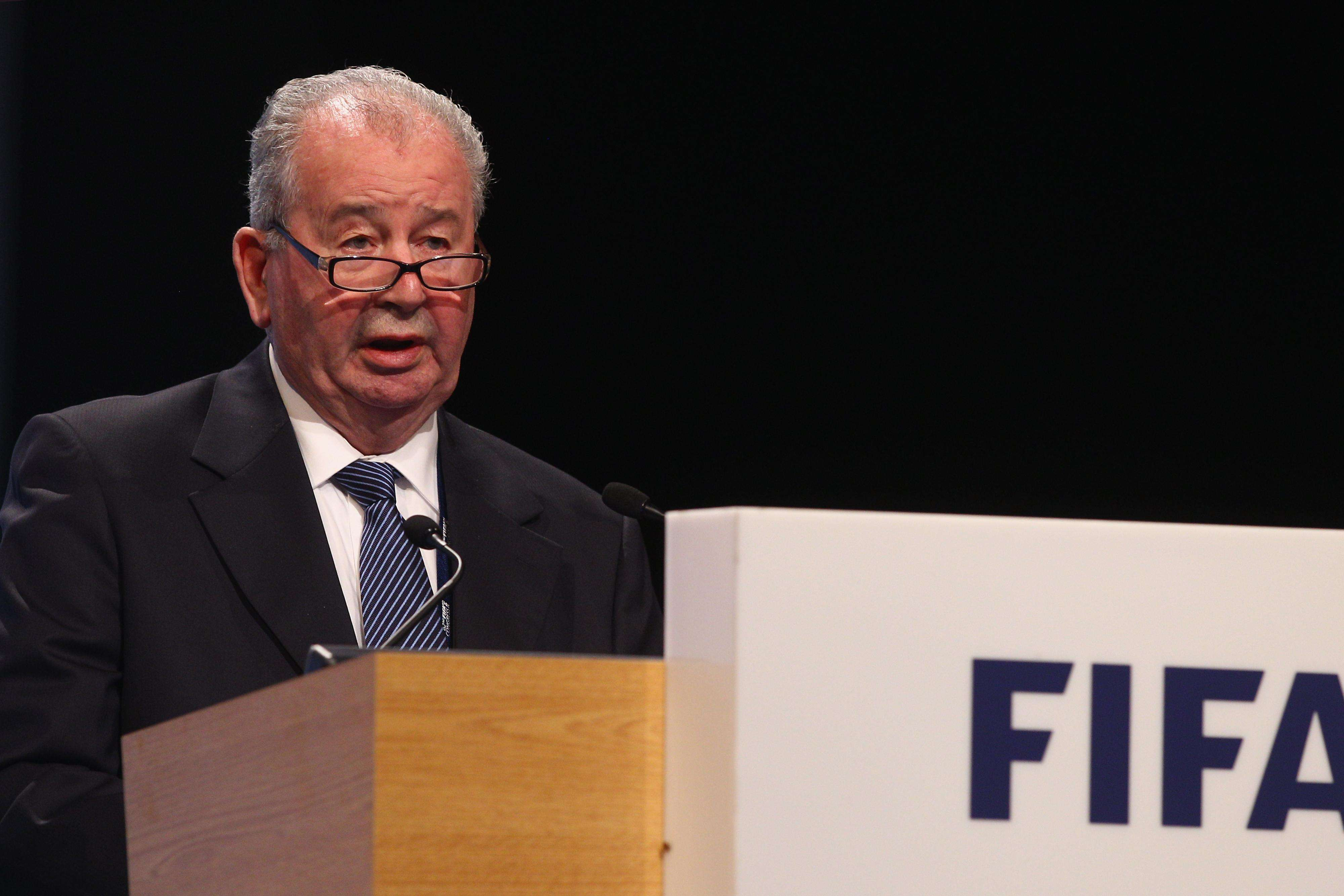 Alexander Hassenstein/Fifa