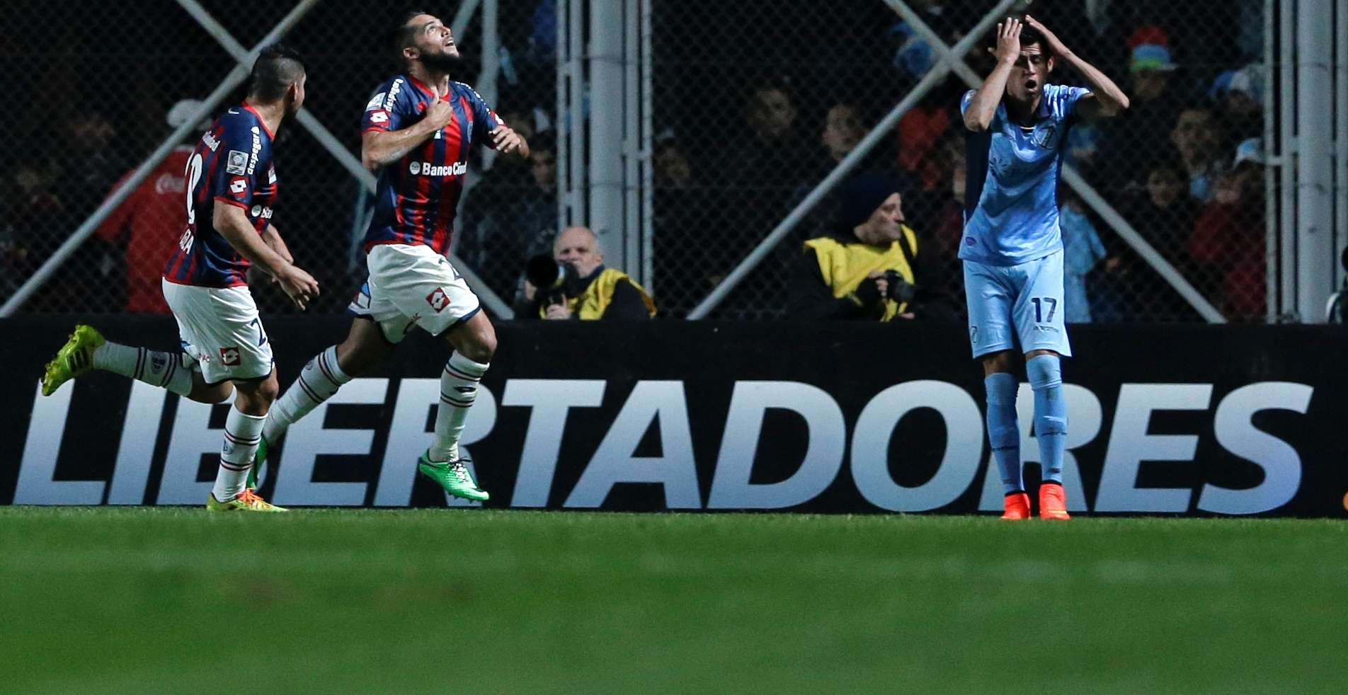 San Lorenzo will not use Viagra for La Paz game