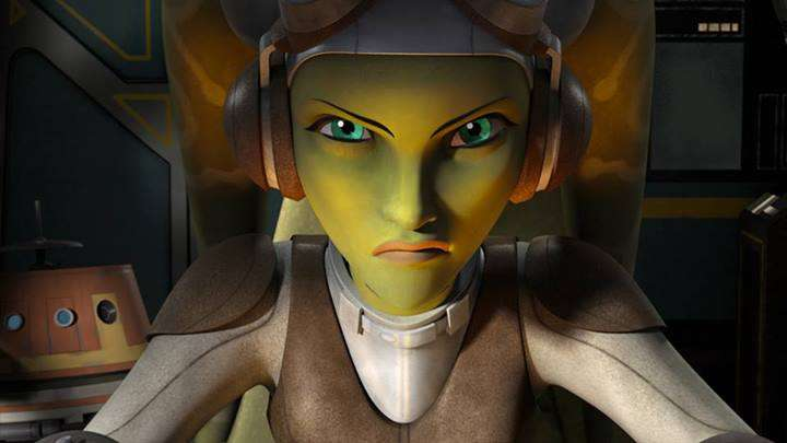 Star Wars Rebels / Facebook