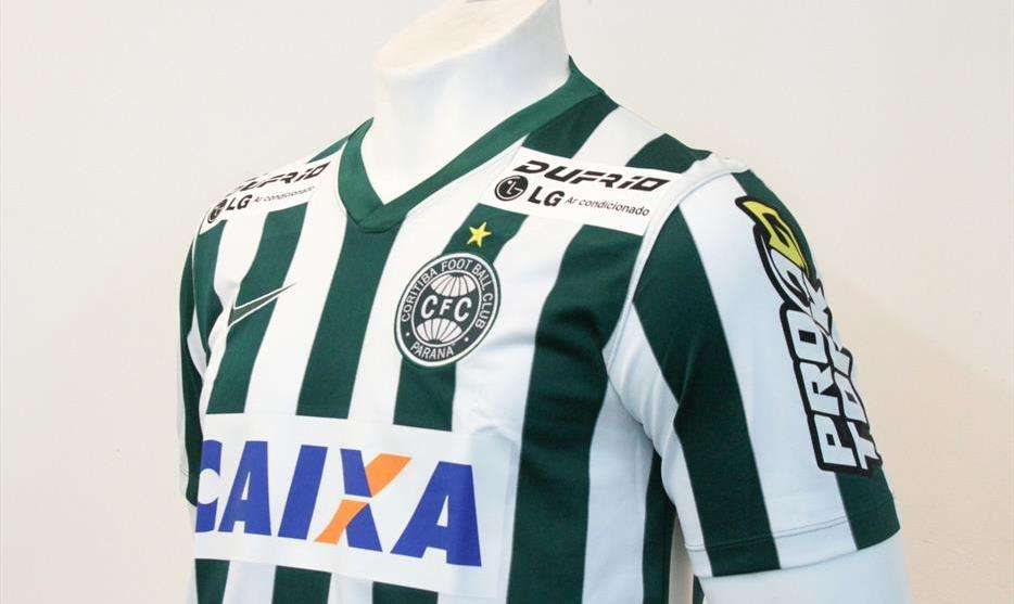 Site Oficial/ Coritiba Foot Ball Club