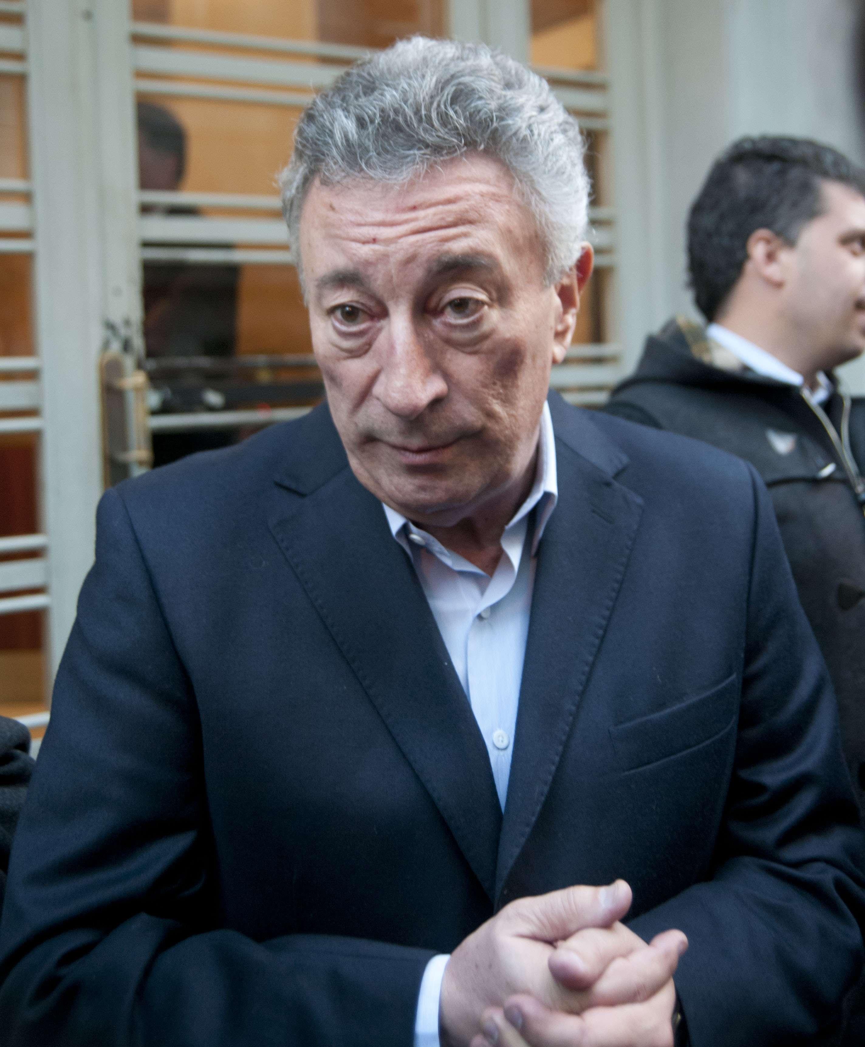 Luis Segura, presidente de Argentinos Juniors, titular interino de la AFA Foto: NA