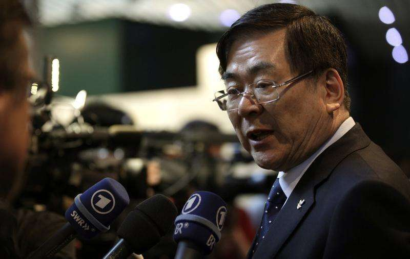 Cho named as new head of Pyeongchang 2018 organizers