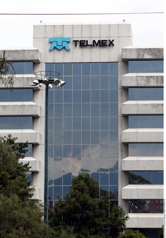 Telmex Foto: Agencia Reforma