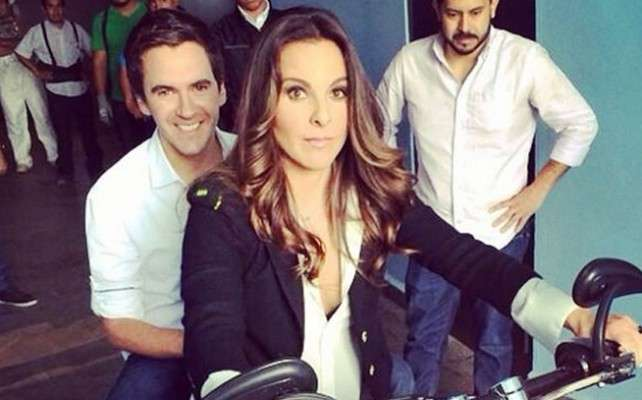 Instagram/Kate del Castillo